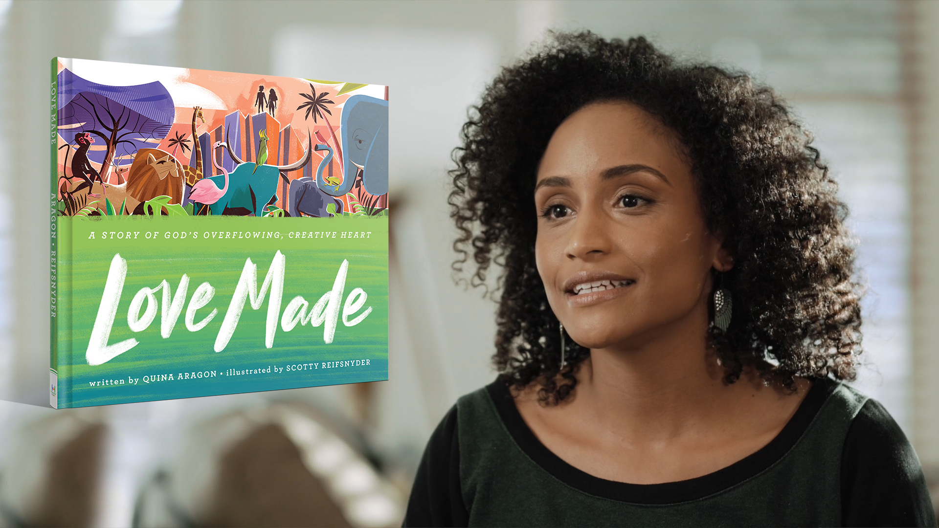 Love Made – My Very First Book is Finally Here!