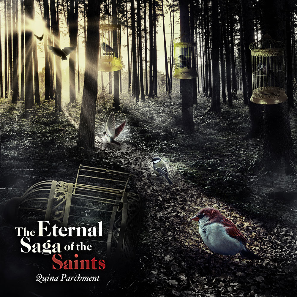 The Eternal Saga of the Saints Cover Release