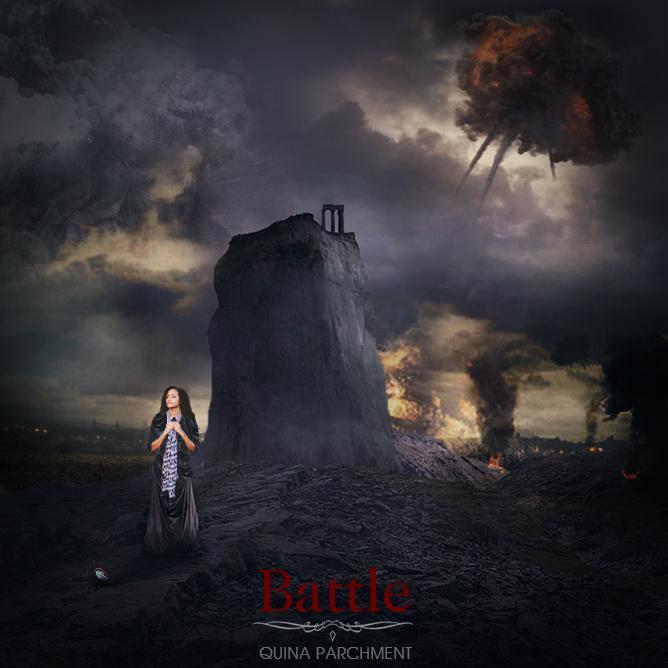 Battle Single Cover Art