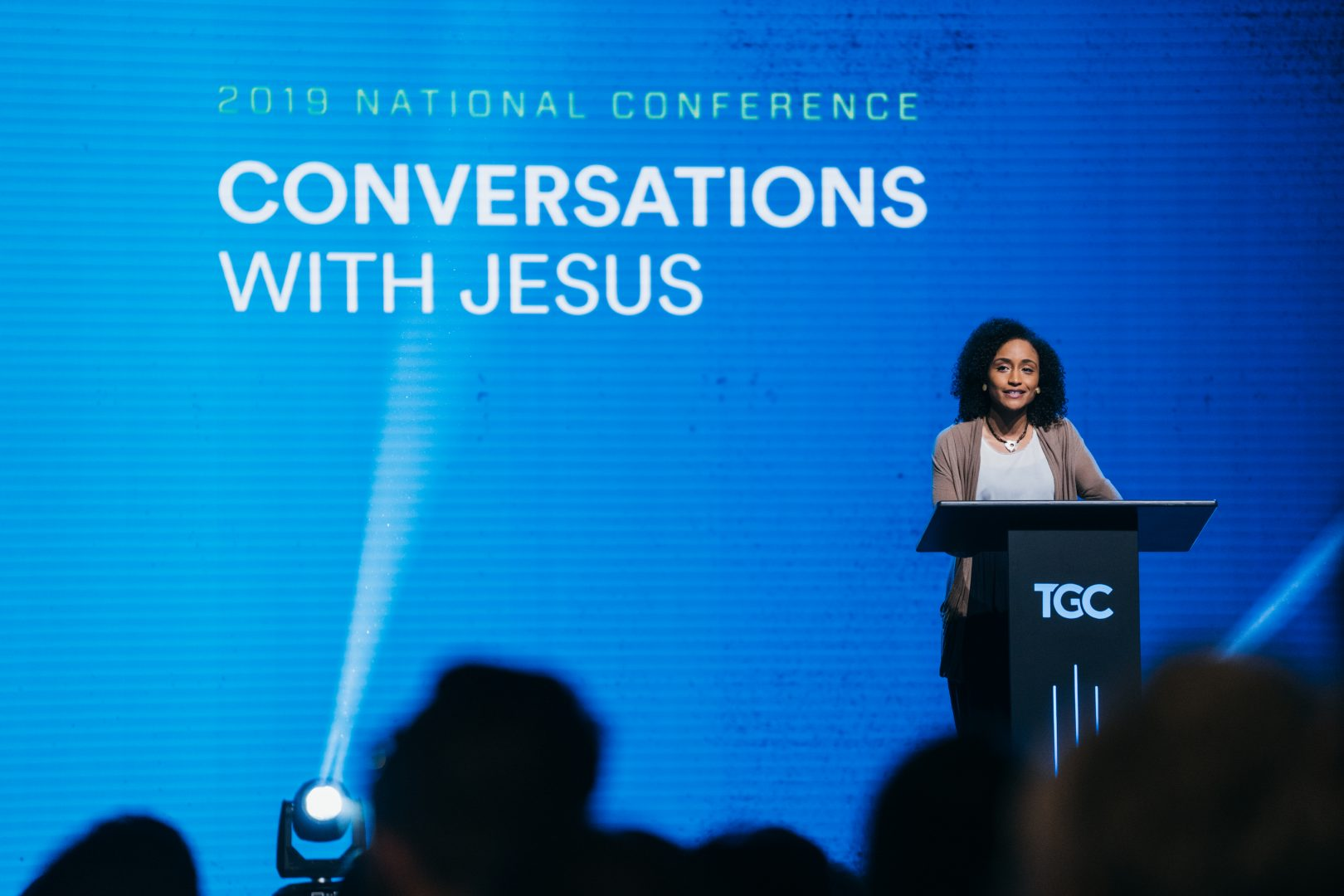 My Testimony at the TGC Conference