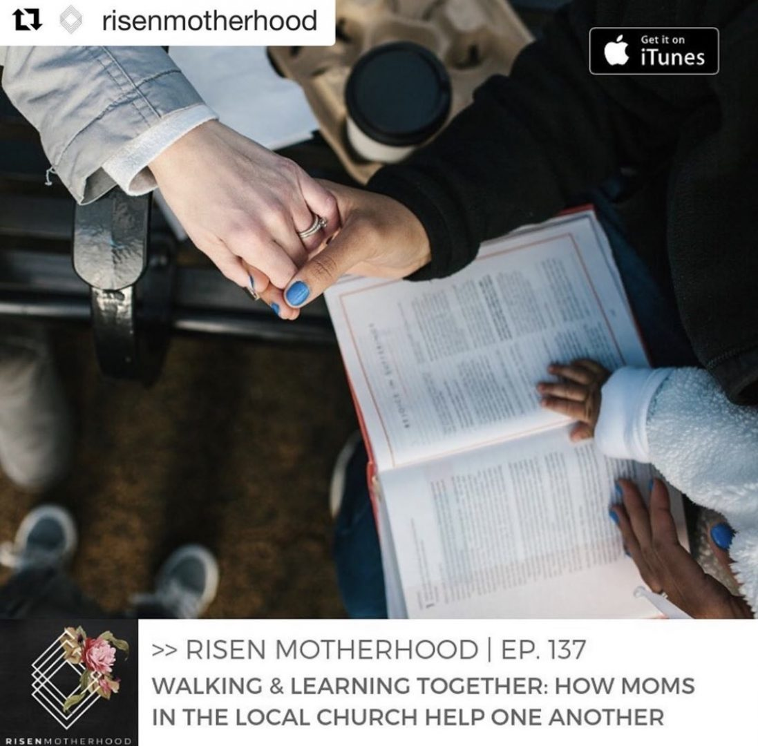 How Moms in the Local Church Help One Another (Risen Motherhood)