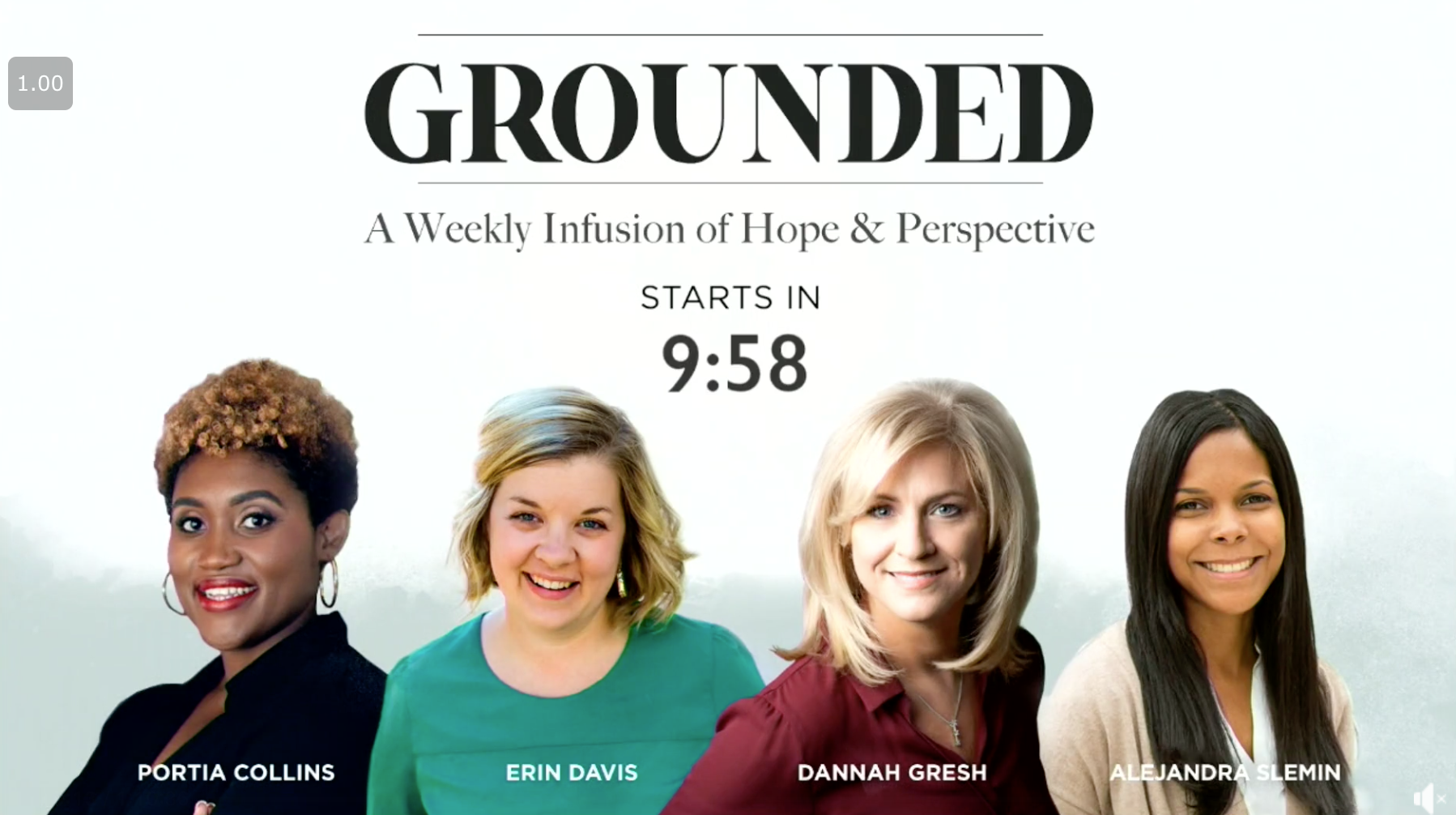 """Revive Our Hearts """"Grounded"""" Performance"""